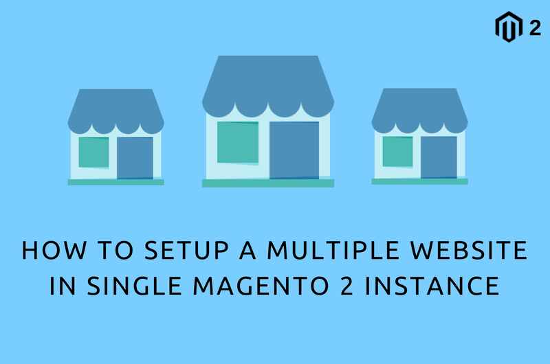 Setup Multiple Website In Magento 2