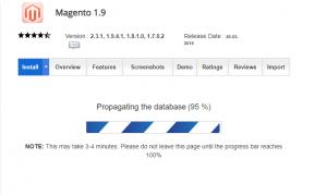Magento 2 Installer