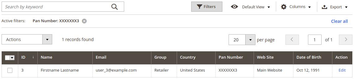 customer_column_filter