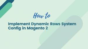 dynamic rows